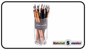 plumas estilograficas de madera Divine Design Material Escolar