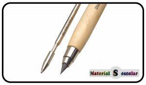 Boligrafo y portaminas todo en uno Divine Design Material Escolar