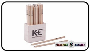 boligrafo de madera natural