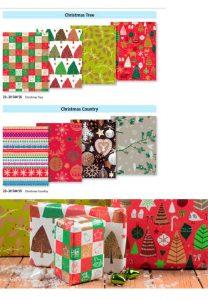 papel de regalo navidad christmas