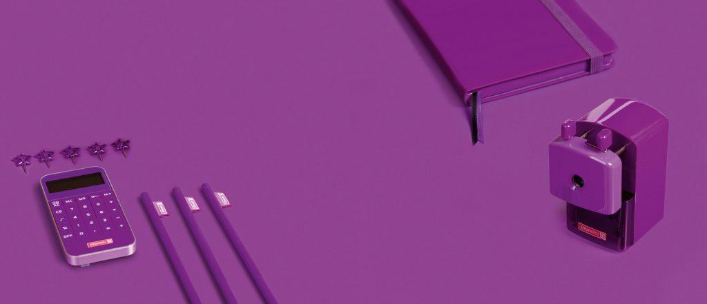 material para oficina de la marca Brunnen